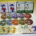 スギーズ英語チャンク集のCD・DVD、その他参考書・コミックをお譲り頂きました。