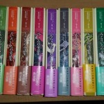 アンドルー・ラング世界童話集や児童書などをお譲り頂きました。