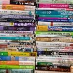 PC関連本など多数の古本をお譲り頂きました。