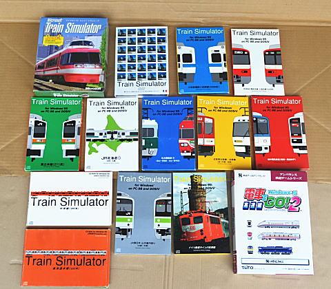 鉄道のPCゲーム