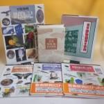 動物関係の図鑑や実用書、洋楽CDなどを120段ボール3箱分お譲り頂きました。