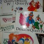 ドラゴンクエストCDシアターなど約700点の本、CD、ゲームをお譲り頂きました。