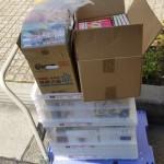 川口市にてDVD、漫画、文庫本などをお譲り頂きました。