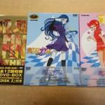 DVD、ゲーム、CD、アニメ画集などを段ボール15箱分お譲り頂きました。