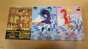 DVD、ゲーム、CD、アニメ画集など