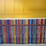 児童書や絵本、図鑑などお子様用の本約200冊をお譲り頂きました。