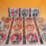 昭和の歌謡・演歌・懐メロなどのCDを多数お譲り頂きました。