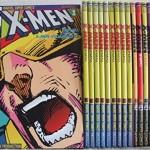 X-MEN エックスメン (マーヴルスーパーコミックス)全17巻セット