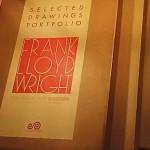 フランク・ロイド・ライト建築透視図集 全3冊揃