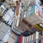 歴史や仏教、古寺巡礼関連本約2500冊強をお譲り頂きました。