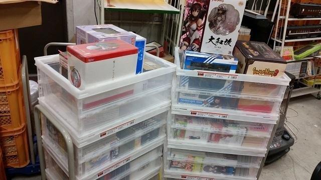 さいたま市で漫画セット300冊やDVDフィギュア