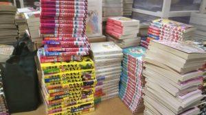 東京都調布市でごくせんなど漫画全巻セット約1000冊