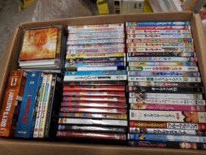 新宿で児童向けDVDや邦画ドラマDVDボックス、神秘主義、絵本