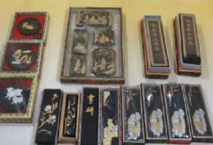 中国墨の買い取り