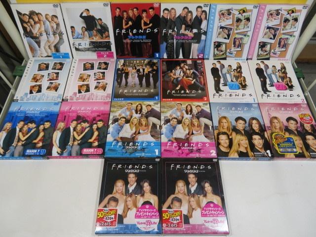 洋画ドラマのDVDや日本映画のDVDなどDVDを約50点程買い受けました