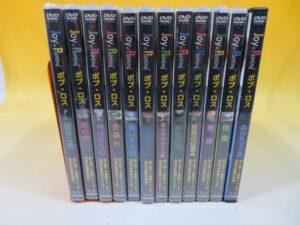 ボブ・ロスの「Joy of Painting シリーズ」やSUITS/スーツ等DVDをお譲り頂きました