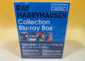 「レイ・ハリーハウゼンコレクションなど大量DVDやHOゲージ等鉄道模型段ボール10箱分お譲り頂きました。