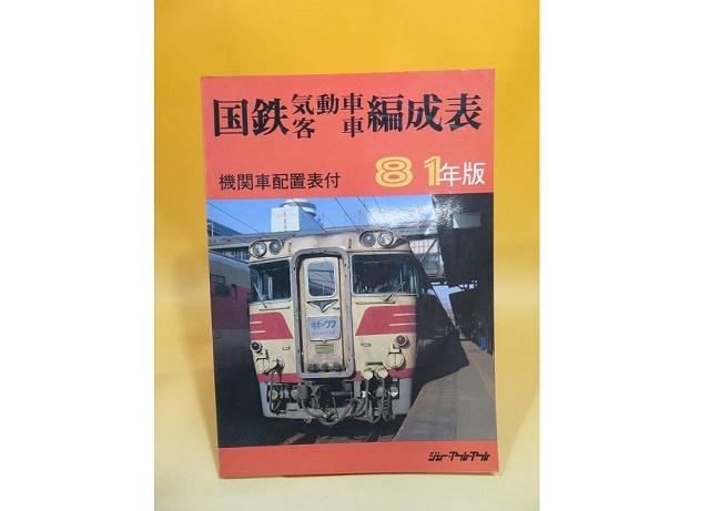 編成表などの鉄道書籍や大量のサボ(鉄道看板)、模型をお譲り頂きました。