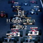 F1 LEGENDS F1 Grand Prix 1992 DVD