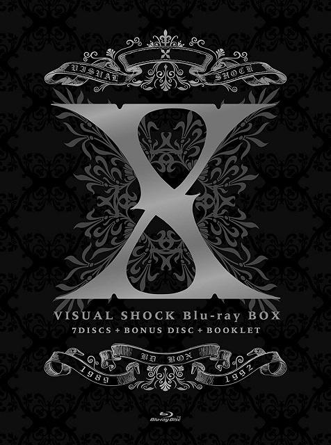 X VISUAL SHOCK Blu-ray BOX 1989-1992(完全生産限定盤)