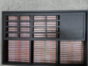 「鬼平犯科帳DVDコレクション」等、DVD-BOXを約30点お譲り頂きました。